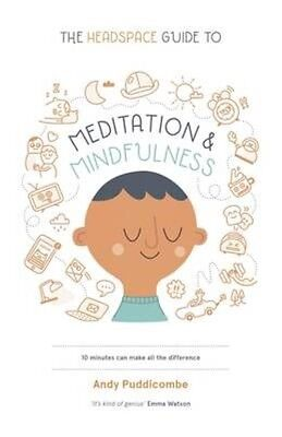 Get Some Headspace by Andy Puddicombe Paperback Book (English)