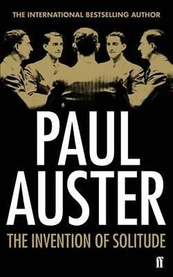 The Invention of Solitude by Paul Auster Paperback Book (English)
