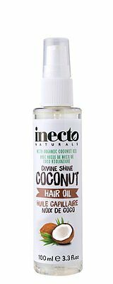 Inecto Naturals Coconut Hair Oil - 100Ml