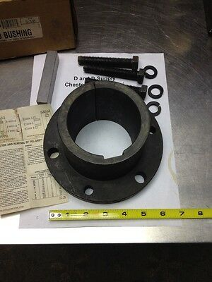 Maurey 3-3/8, F QD BUSHING,  Unused