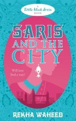 Saris and the City by Rekha Waheed Paperback Book (English)