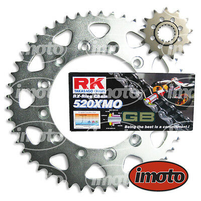 Yamaha Yz250 2T Yz Rk X-Ring Chain And Jt Sprocket Kit 14/50