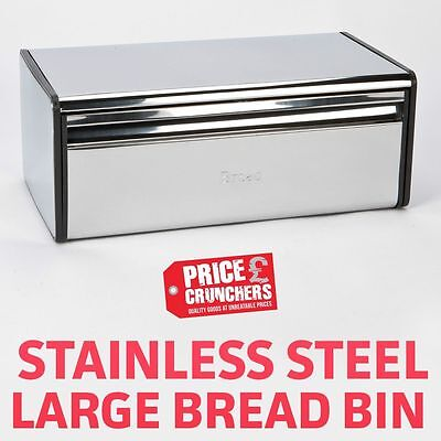 Bread Bin For Home Kitchen Food Storage Roll Loaf Box Container Bread Keeper