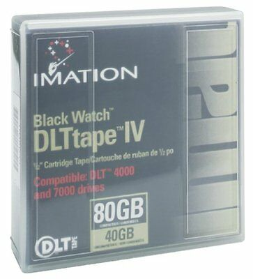 Imation IMN11776 Black Watch DLT Tape IV 1-Pack Discontinued by Manufacturer