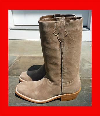 Clint Eastwood Leather Cowboy Boots -Good Bad Ugly - Great for Christmas Gift