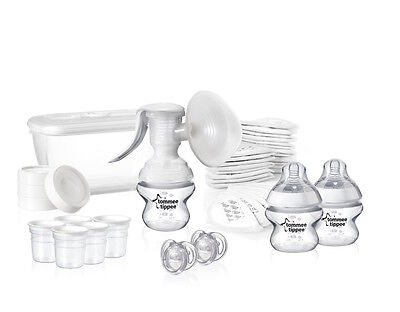 Tommee Tippee Closer To Nature Breast & Bottle Feeding Kit