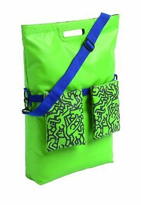 Mobicool Voyage Pop Art, Borsa Termica Keith Haring design, 13/24L NUOVO
