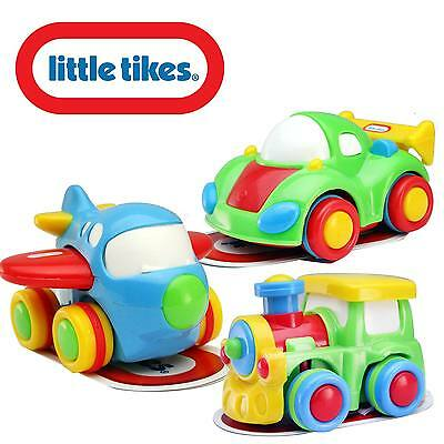 Little Tikes Go Cars Baby Toy - Transport Set