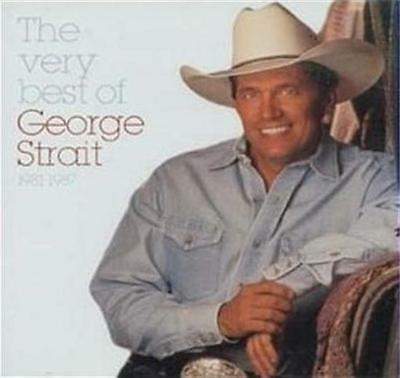 GEORGE STRAIT The Very Best of Strait, Vol. 1: 1981-1987 CD NEW