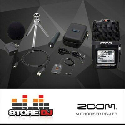 Zoom APH-2n Accessory Pack for H2n Handy Recorder