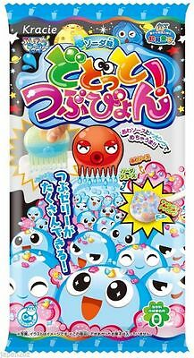 KRACIE POPIN COOKIN DODOTTO SODA DIY Japanese Octopus Egg Candy Poppin Christmas