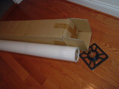 """Roll of Photo paper Sterling Matte Natural White 36""""x66' 210g, NEW!UNOPENED"""