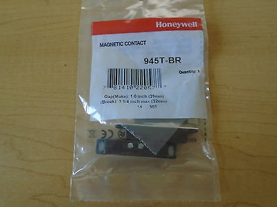Ademco Honeywell 945T - Br Magnetic Contact **new**