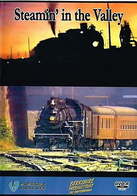 Steamin' in the Valley, a DVD by Berkshire Videography