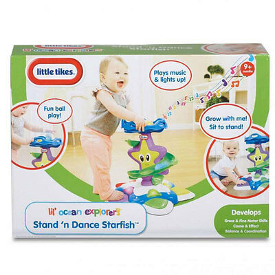 Little Tikes Lil' Ocean Explorers Stand & Dance Starfish Musical Toy