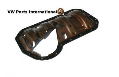 VW Golf MK2 MK3 Corrado Scirocco GTI G60 Performance Sump Oil Splash Guard Wi...