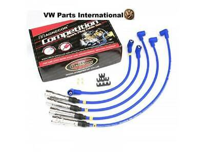 VW Polo G40 Sport Performance Magnecor 8mm Blue Ignition Leads Brand New