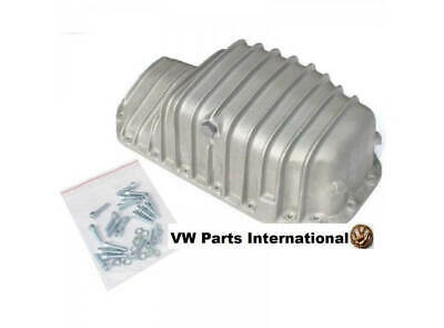 VW Polo inc G40 Performance Aluminum Sump Oil Pan with Cooling Fins Brand New