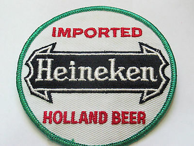 Imported Heineken Holland Beer Patch
