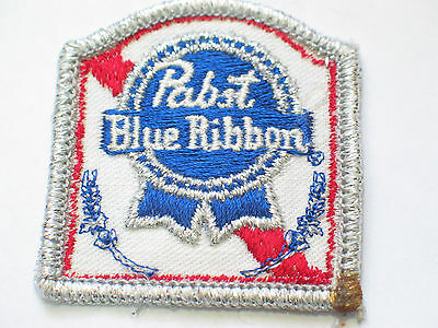 Pabst Blue Ribbon Beer Patch