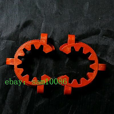 45Plastic Keck Clip,Laboratory Lab Chemistry Clamp Clip,45/50,2pcs,Free shipping