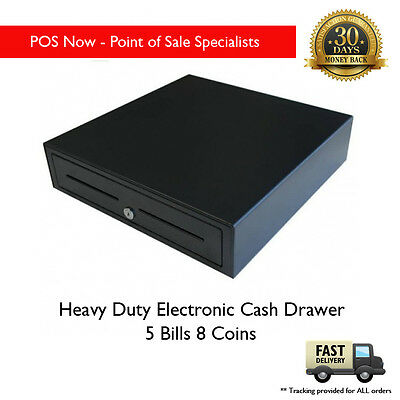 *NEW* VPOS Heavy Duty Electronic Cash Drawer
