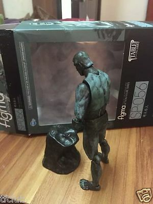 New In Box Figma SP-056 The Table Museum THE THINKER Statue Action Figure