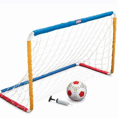 Little Tikes Outdoor Activity Preschool Toy Easy Score Soccer Set