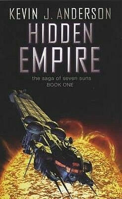 Hidden Empire by Kevin J. Anderson Paperback Book (English)