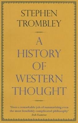 A History of Western Thought by Stephen Trombley Paperback Book (English)