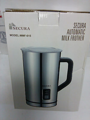 Secura Automatic Electric Milk Frother and Warmer MMF-615