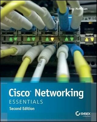 Cisco Networking Essentials, Second Edition by Troy McMillan Paperback Book (Eng