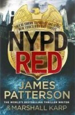 NYPD Red by James Patterson Paperback Book (English)