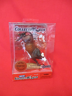 "New Breyer COLLECTIBULLS ""HAMMER"" Bull NIB Figurine Collectable Great Condition!"