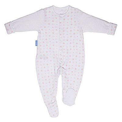 GroSuit BBA14403 Pink Hearts Twin Pack Pigiama, Multicolore, 0-3 Mesi NUOVO