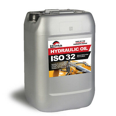 Hydraulic 32 Oil 20litres (Free delivery)