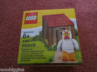 Lego Easter Minifigure Chicken Suit Man 5004468 - New/boxed/sealed