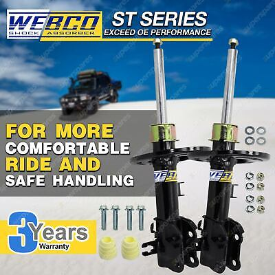 Front ST Gas Shock Absorbers HOLDEN COMMODORE VR VS VY VYii VT VX Vu Vuii 93-04