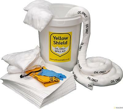 Bucket Oil Spill Kit - 65 Litre