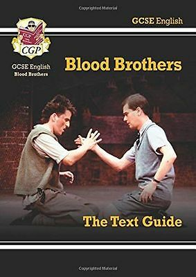 **NEW** - GCSE English Text Guide - Blood Brothers (PB) ISBN9781782943112)