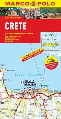 **NEW** - Crete Marco Polo Map (Map) ISBN9783829767521)