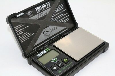 NEW TRITON T3 400g x 0.01g Electronic Digital Jewelry Gold Weighing Scales TOUGH