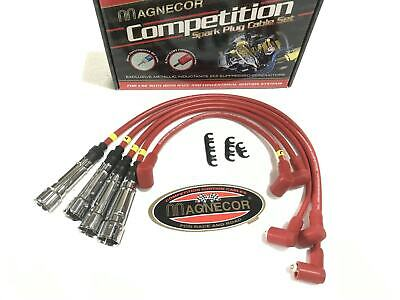 VW Polo G40 High Performance Race Magnecor 8.5mm Red Ignition Leads Brand New