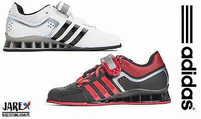 Adidas adiPOWER Weightlifting Powerlifting Shoes Gewichtheben Schuhe Gym Shoes