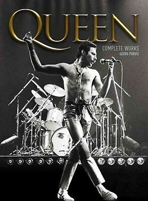Queen: The Complete Works by Georg Purvis Paperback Book (English)