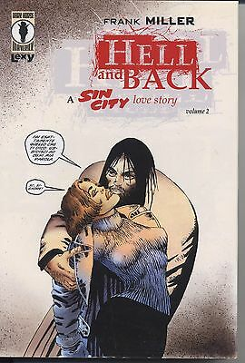 SIN CITY Hell and Back love story vol.2 (MILLER)