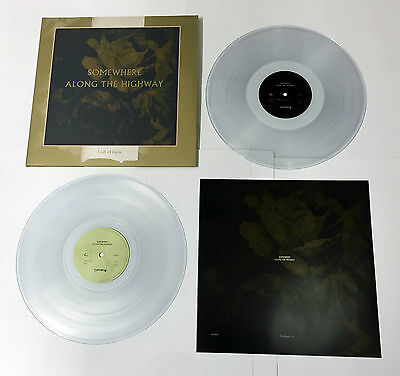 """Cult Of Luna """"Somewhere Along The Highway"""" 2x12"""" Clear Vinyl LP - NEW!"""