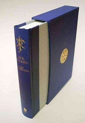 The Silmarillion by J.R.R. Tolkien Hardcover Book