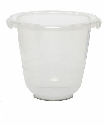 Tummy Tub Baby Bath  - Suitable from Birth, even Premature - Clear