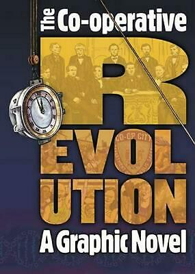 Co-operative Revolution: a Graphic Novel by Polyp (English) Paperback Book Free